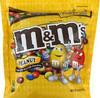M&Ms Peanuts Chocolate Bag 400gr
