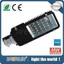 CE RoHS ERP Meanwell & hot sale led street lamp post
