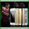 Accept Paypal wholesale aluminum bumper for iphone 5s case
