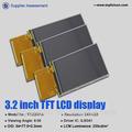 Fabricação 3.2 polegada tamanho pequeno monitor lcd