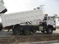 뜨거운 판매 howo sinotruck에 290hp 덤프 트럭