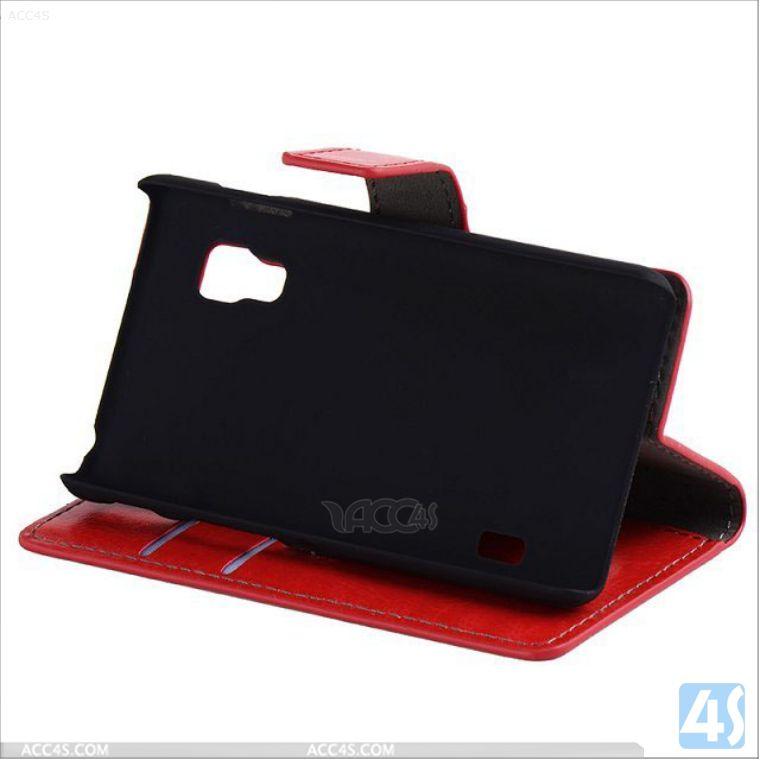 Alibaba China Leather Case for LG Optimus L5 II E450/E460 Case P-LGE460SPCA001
