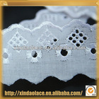 China supplier hot sale Newest polyester neck crochet cotton collar design embroidery lace