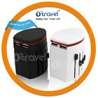 UK Australian European USA travel adapter kit WITH CE FCC ROSH certification