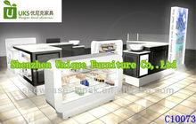 15x10 feet cosmetic shop decoration clothes shop decoration and mall shop decoration