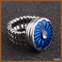2015 lastest design 3 carat diamond ring