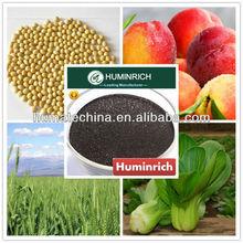 Huminrich Shenyang Humate 65HA+15FA+8K2O kinds of foliar fertilizer