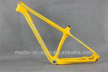 Alta- fine specializzata mtb telaio in carbonio 29, standard 135mm asse