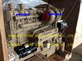 Kta19-c600 cummins motor diesel de rusia para la minería belaz camión de volteo