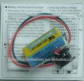 Mitsubishi de la batería de litio er17330v/a6 bate( 3.6v)