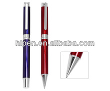 Good price promotional twist pen in latest style in 2014
