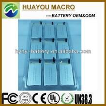 Ultrathin mobile power battery 4000 mah 606090 polymer lithium battery