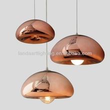 Copper Suspension Lamp