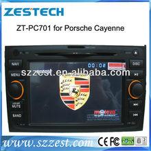 ZESTECH DVD Supplier 2 Din Touch Screen Car GPS for Porsche Cayenne car GPS with Navigation System Radio Bluetooth tv ipod usb