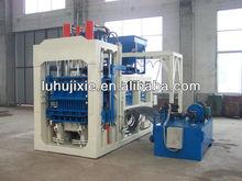 QT6-15C automatic concrete block machine in saudi arabia