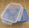 Home storage boxes /food grade silicon containers /keep warm lunch box