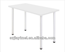 2014 new arrival acrylic table/white acrylic table for dining in acrylic table