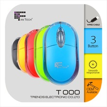 Microsoft 3D Wired Optical Mouse FTM-T310 Aircraft Mouse