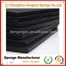 2014 new waterproof fireproof NBR foam rubber anti slip outdoor floor mat