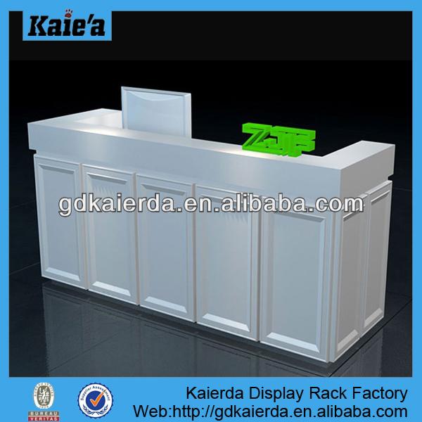 beau bureau comptoir de caisse en bois pour le magasin support d 39 affichage id du produit. Black Bedroom Furniture Sets. Home Design Ideas