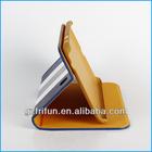 blue color stripe print smart 7 inch case for tablet pc