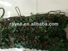 camo netting/camo hunting net, woodland / redes de camuflaje