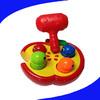 Fashion design ABS bo plastic toys shantou with light music