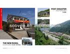 High level villa,,modular homes prefab house,ready made house