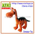 9cm atacado pvc modelo animal de brinquedo mini dinossauro rei