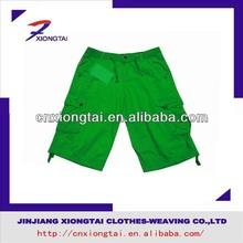 6 cargo pocket garment dye shorts and pant