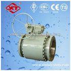 inside screwed ball valve electric or pneumatic operators