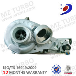 GTA1852VK turbocharger VNT for mercedes benz C220 CDI E220 CDI