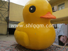 People favor inflatable yellow duck for sale