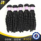 5aaaaa hot selling brazilian spiral curl hair weaves