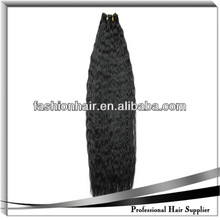 Hot selling african synthetic hair extension weave excellent full lace wigs