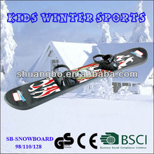 Hot Sale 110CM Plastic Snowboard Toy for Kids(SB-Snowboard-110)
