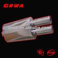 Dual Tip Exhaust Muffler