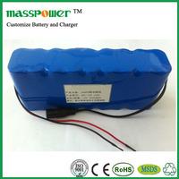 Convenient 12v 15000mah li-ion battery