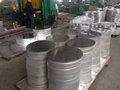 Círculo de alumínio para importar congelado frango