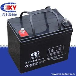 12v33Ah rechargeable VRLA storage battery