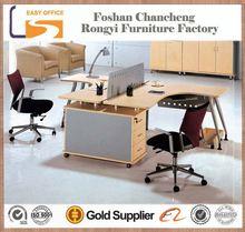 2014 best hot selling modern wooden office desks workstations