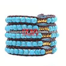wraps cross bracelets Handmade Bead bracelet jewelry WHOLEALE JEWELRY FASHION ORNAMENT ACCESSORY