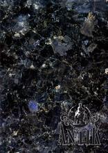 Labradorite Kometa Black Granite Slabs & Tiles
