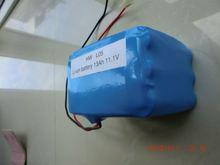3s 18650 lithium battery 12v rechargable