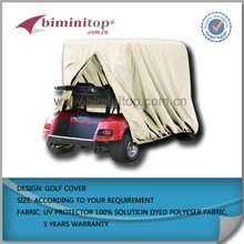 Driving Golf Cart Cover