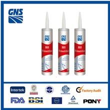 100 silicone sealant mastic big stretch caulk