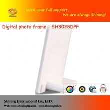 SH8028DPF 8 inch digital photo viewer high quality and compe