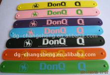 Hot selling custom silicone bracelets custom silicone wristbands personalized bracelets popular gifts