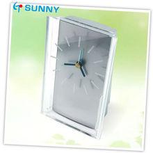 Fashion Auto Flip Calendar Clock
