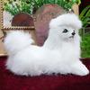 imitated customer design realistic Plush Dog Pug Soft Toy